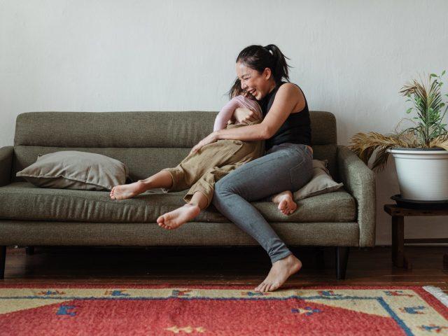 La clé pour être une maman calme, peu importe ce que vous ressentez